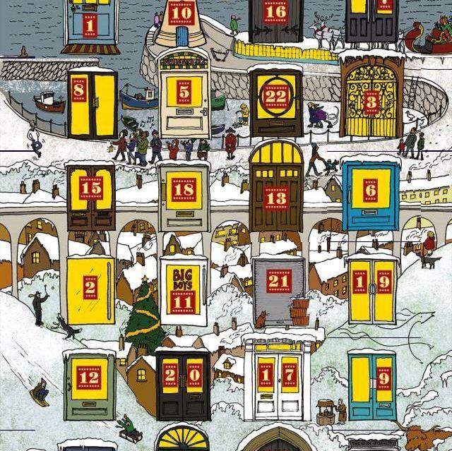 Living Advent Calendar Ideas : Roger de haan charitable trust financial support for a
